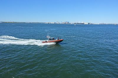 Staten Island Ferry escort