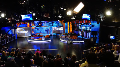 The Daily Show studios
