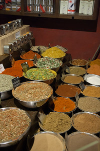 Chelsea Market: Spice