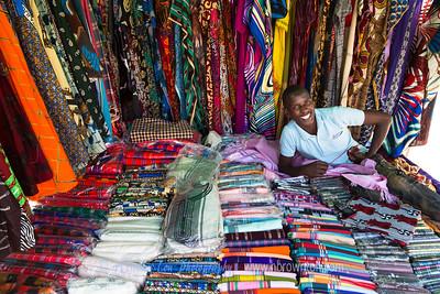 Nairobi Maasai Market