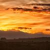 Ngong Hills Sunset