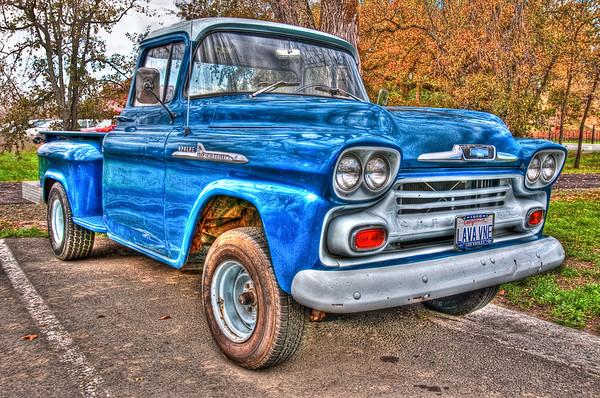Lava Truck