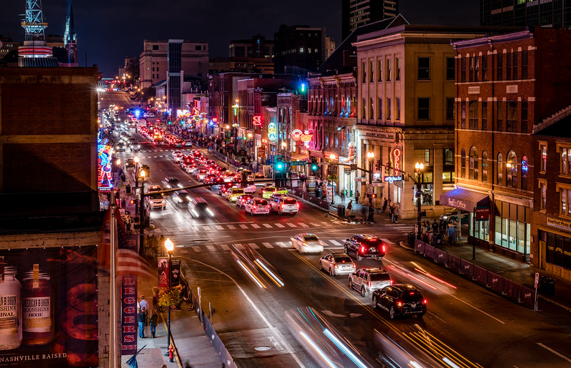Broadway, Nashville, TN