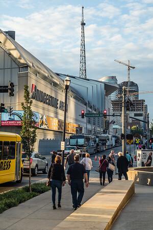 Bridgestone Arena, Nashville, TN