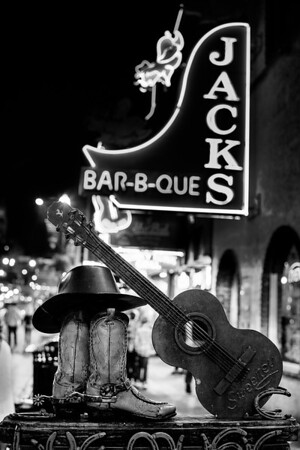 Jacks Bar-B-Que, Nashville, TN