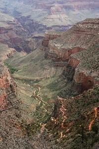 Bright Angel Canyon, Grand Canyon, AZ