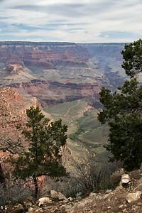 Bright Angel Canyon; Grand Canyon, AZ