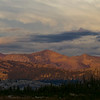 Sunset at Sunrise High Sierra Camp