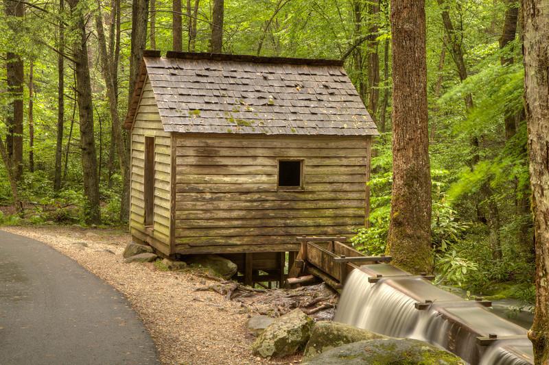Reagan's Mill in Roaring Fork