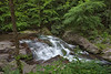 Waterfall on the Middle Prong Little River 3