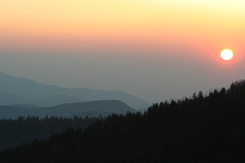 Sunrise at Klingman's Dome
