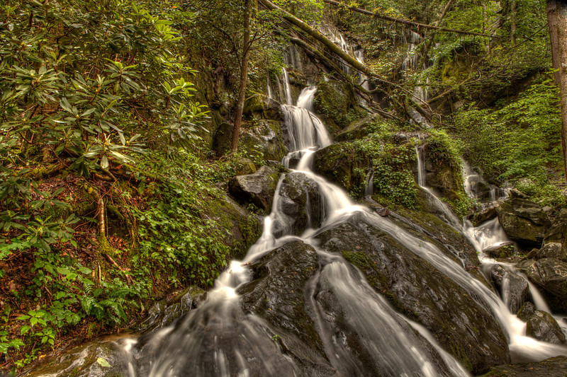 Place of a Thousand Drips  - Roaring Fork 3