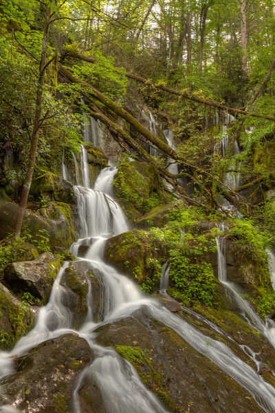 Place of a Thousand Drips  - Roaring Fork 2
