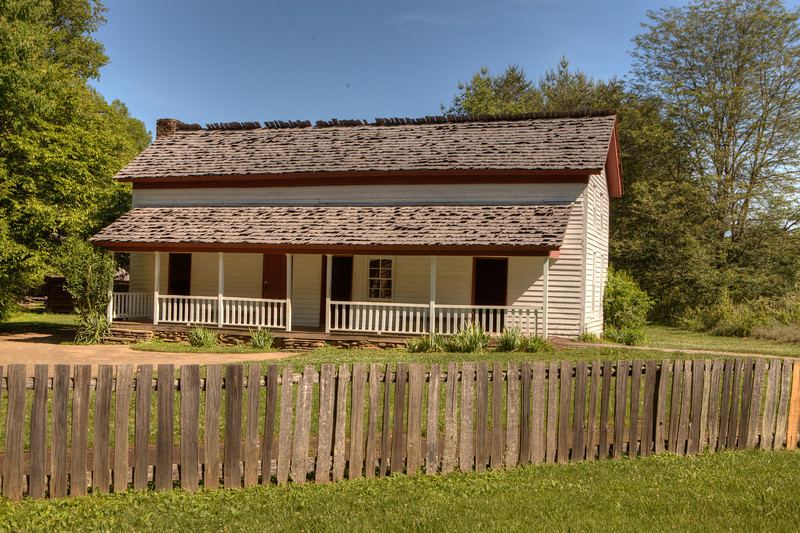 Gregg-Cable house in Cades Cove