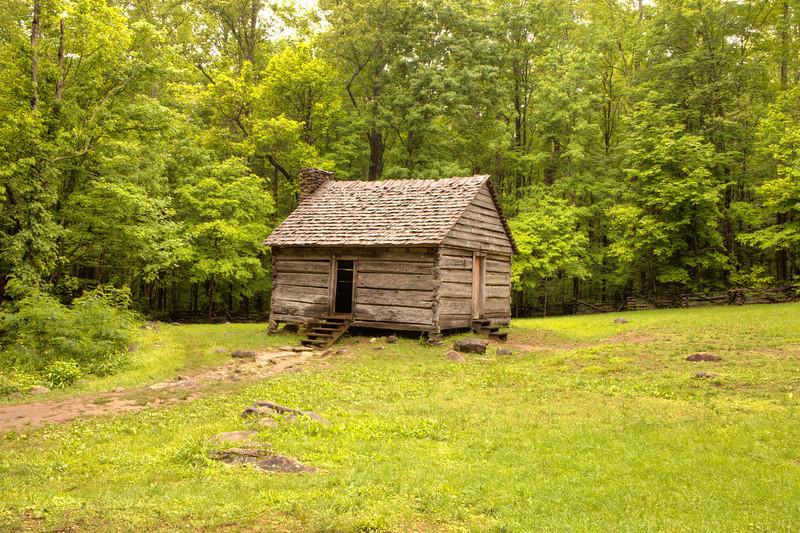 Jim Bales cabin - Roaring Fork