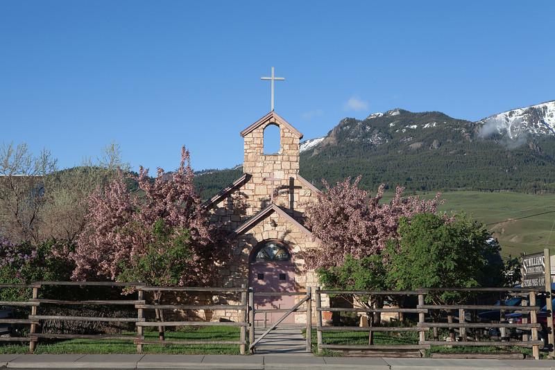Church in Gardiner
