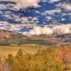 View along Chief Joseph Scenic Highway 1 - Wyoming