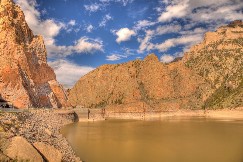 Buffalo Bill Dam - Cody, Wyoming