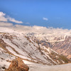 View from Beartooth Highway 5