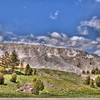 Mammoth Hot Springs - 2