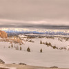 View from Beartooth Highway 3