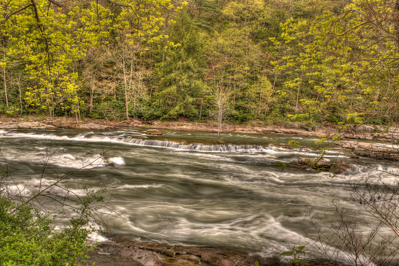 Ohiopyle Falls 3