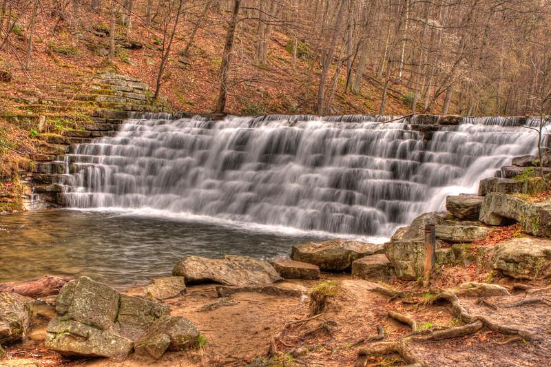 Jones Mill Run Dam