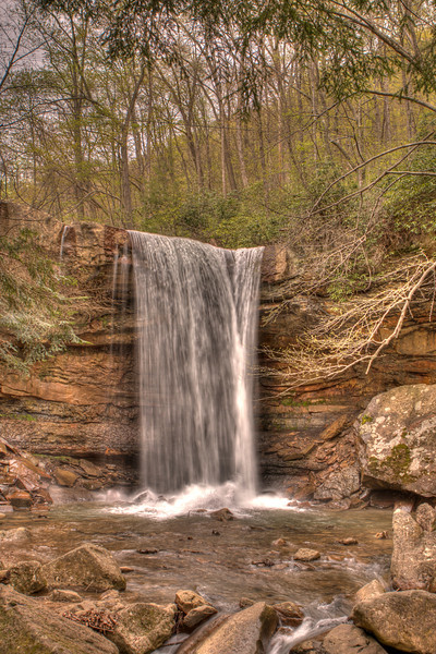 Cucumber Falls 1