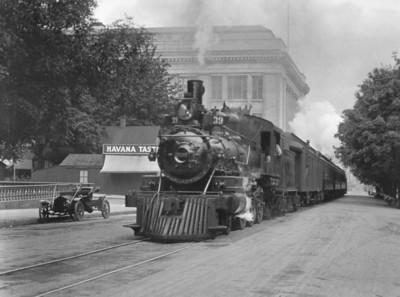 Portland businessmen began planning resort developments from Neahkahnie south to Tillamook when they learned of railroad construction to serve the area.