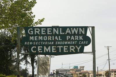 Atheist cemetery