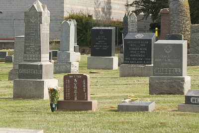 Freemason graveyard