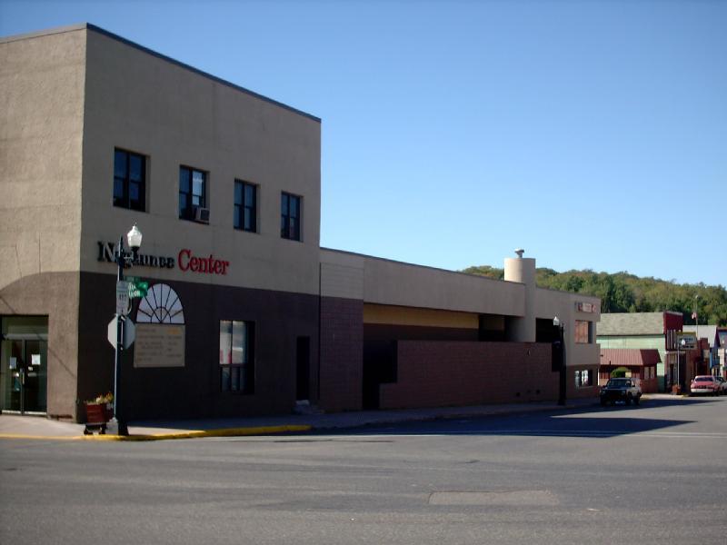 "<b>Negaunee Center</b> - Negaunee's ""mall"""