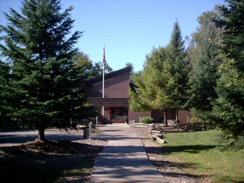 <b>Michigan Iron industry Museum</b>