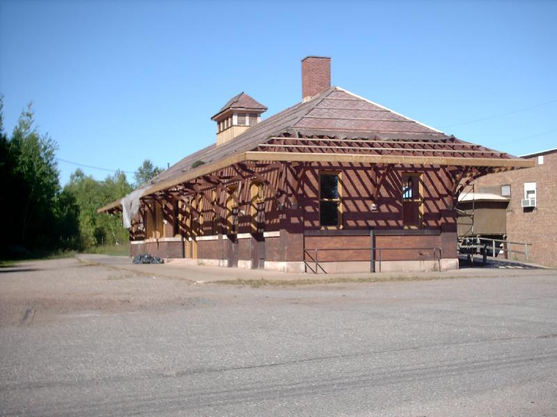 <b>Train Depot</b>