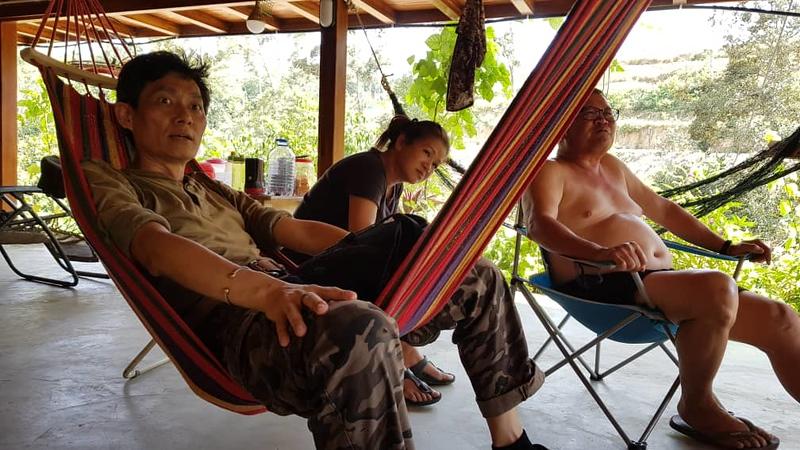 Jackie - on hammock WhatsApp Image 2019-07-08 at 7 31 04 PM