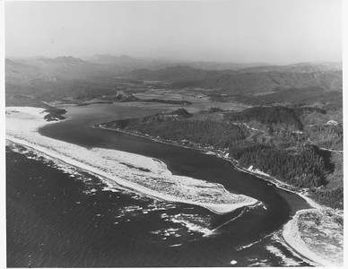 By the 1940, Tillamook County had acquired most of the spit for back taxes, then given the land to Oregon state parks.