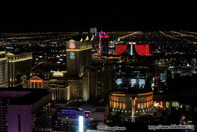 Las Vegas, the strip.