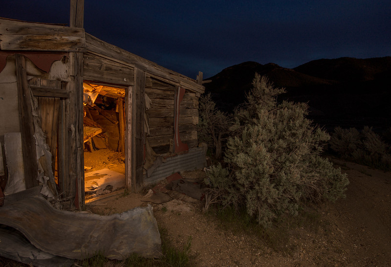 Nevada Homestead