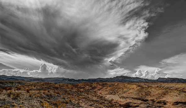 Approachng Storm Color