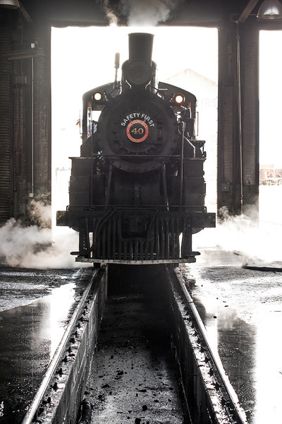 Big Train Rolling