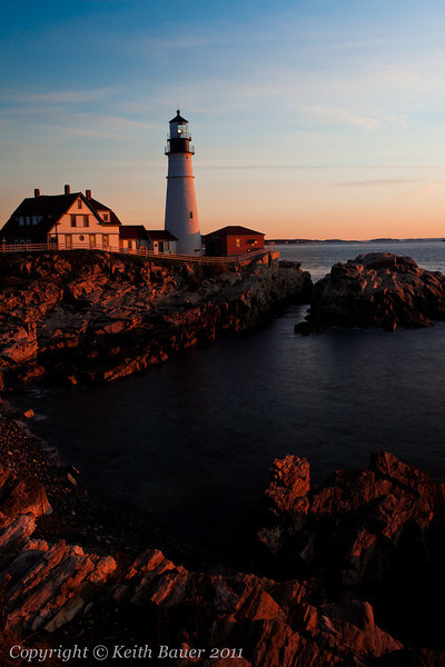 Portland Lighthouse #3