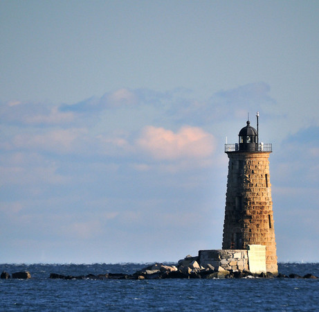 Whaleback Light, Kittery Maine