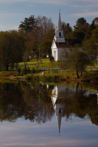 Church Reflections in the Fall #2