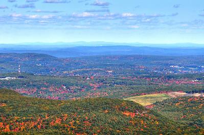 Wachusett Mountain, Massachusetts