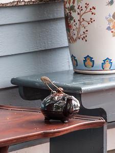Tea Time in Salem