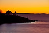 Curtis Point Lighthouse Sunrise #5