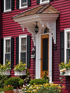 Red House at Salem