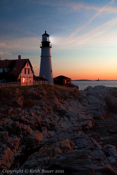 Portland Lighthouse #2