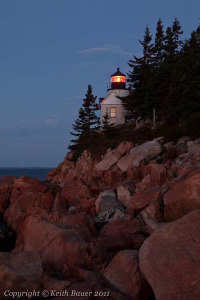 Bass Harbor Lighthouse #3