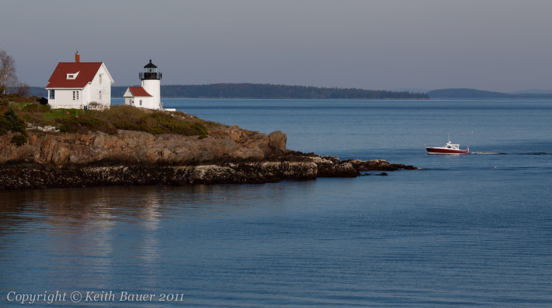 Curtis Point Lighthouse
